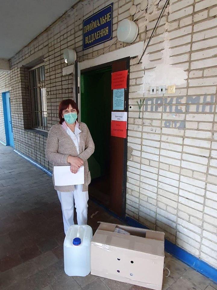 У Сумах штаб «Бізнес - місту» допоміг відділенню онкогематології обласної дитячої лікарні, фото-1