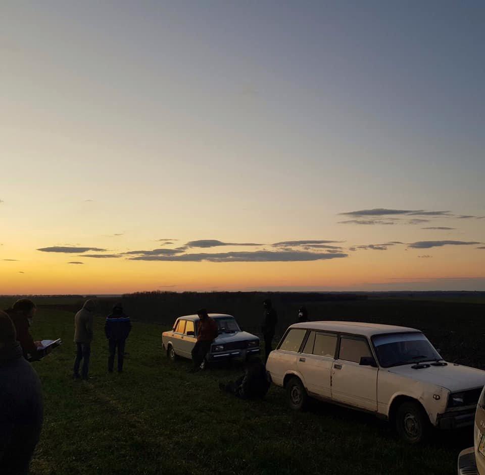 На Сумщині затримано двох чоловіків, які перевозили в багажнику авто труп, фото-1