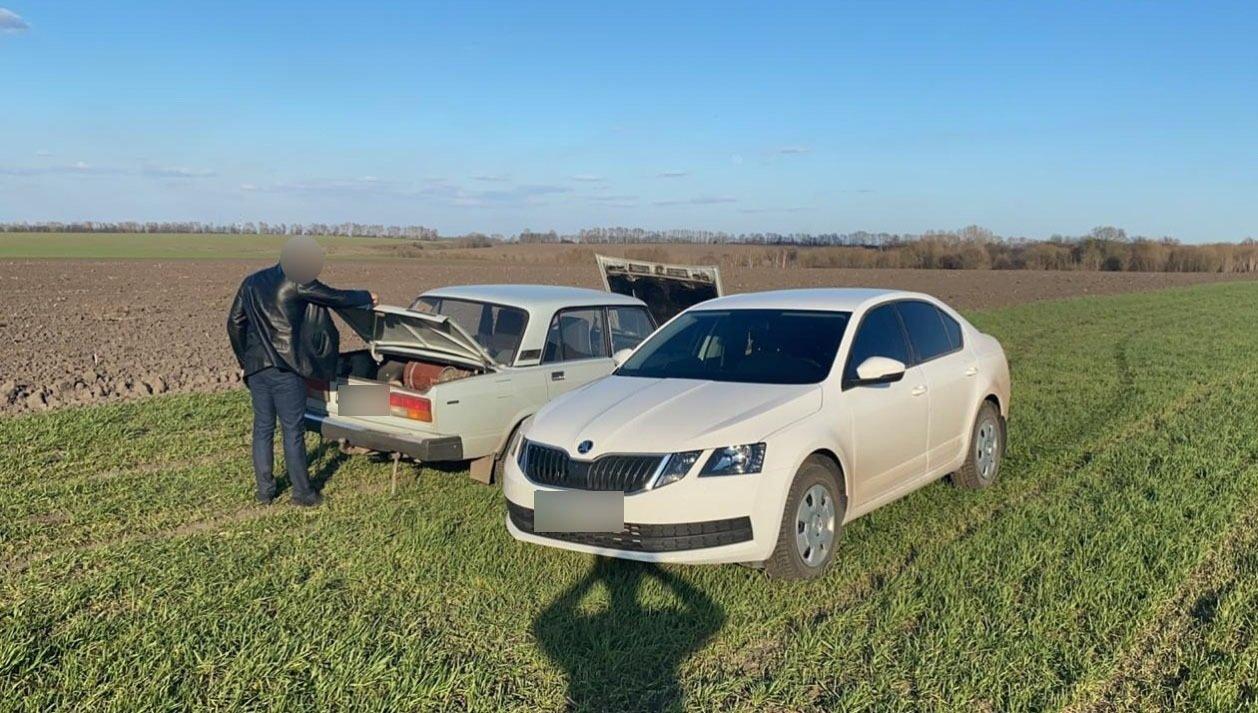 На Сумщині затримано двох чоловіків, які перевозили в багажнику авто труп, фото-6