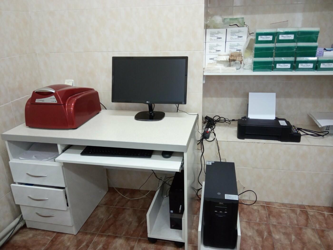 Благодійний фонд у Сумах закупив комп'ютерну техніку для лабораторного центру, фото-1