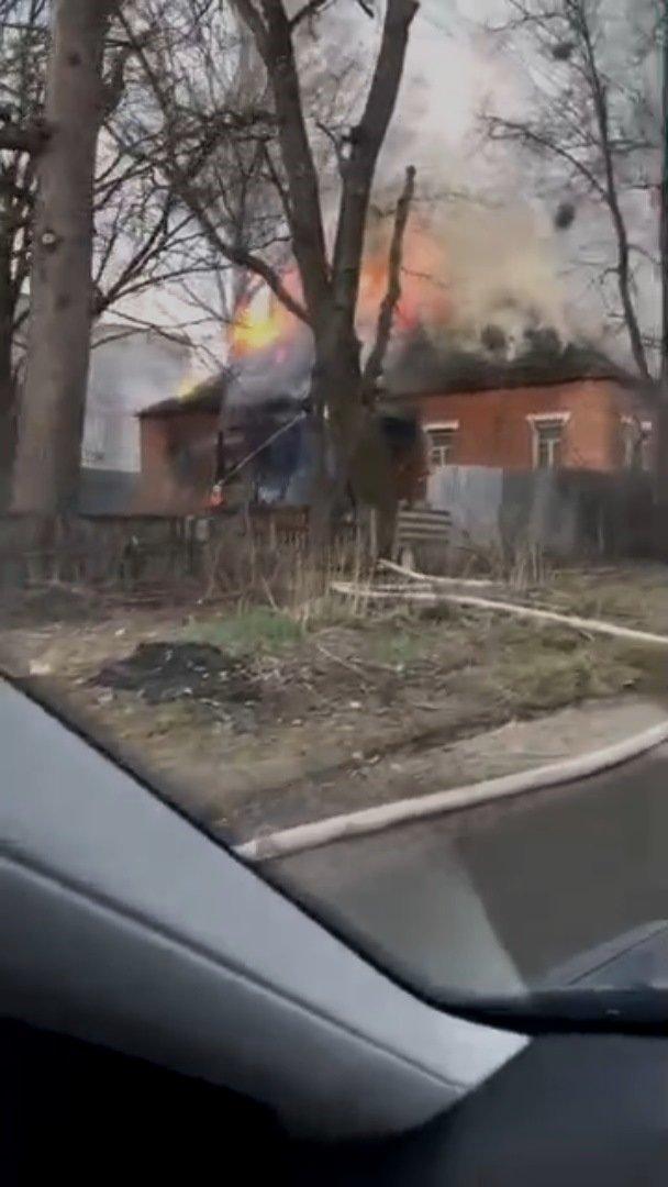 На Сумщині вогнеборці врятували 3 дітей на пожежі, фото-1