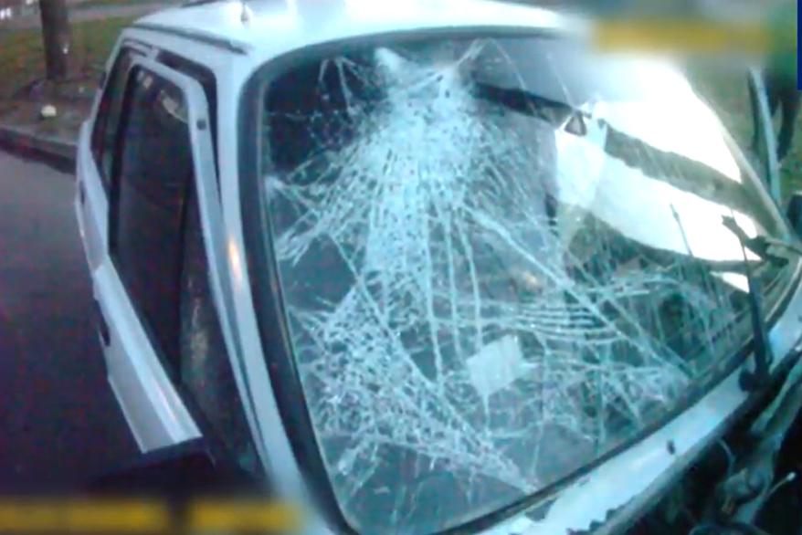 ДТП у Сумах: водій врізався у дерево, фото-4