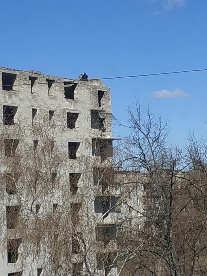 На Сумщині молодь шукає нових вражень у «будинку смерті», фото-2