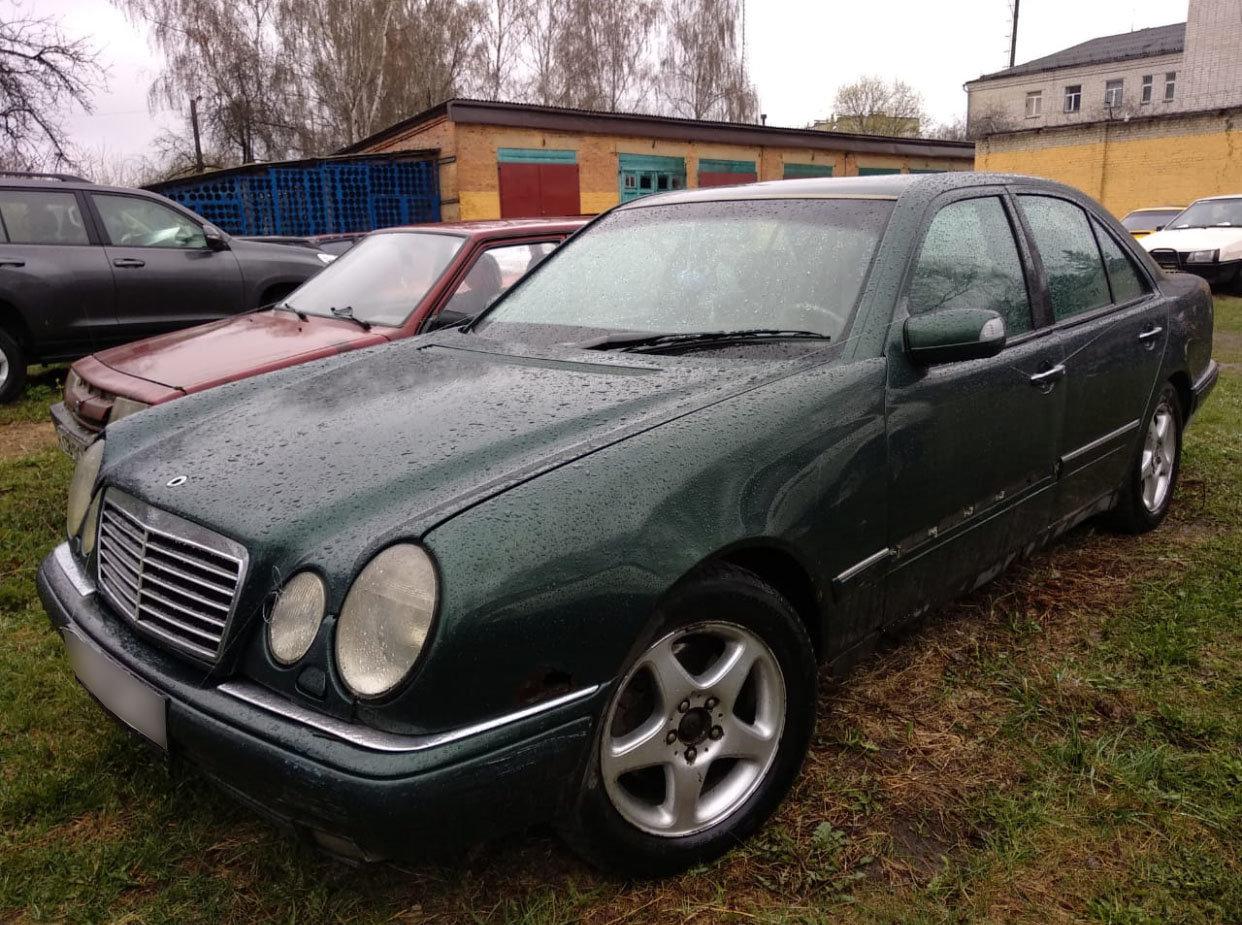 За добу на Сумщині виявили два автомобілі-«двійники», фото-1