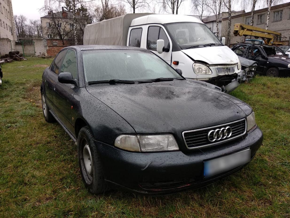 За добу на Сумщині виявили два автомобілі-«двійники», фото-2