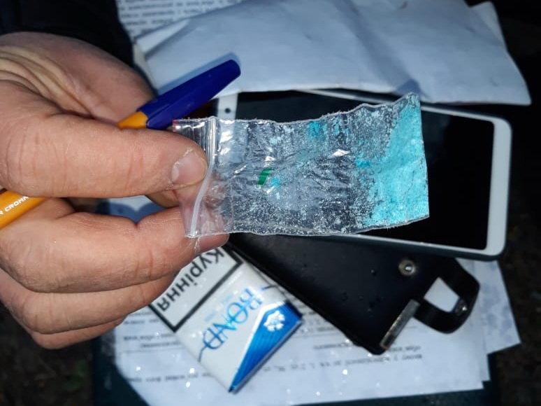 В Сумах поліція затримала «закладчика» наркотиків, фото-1