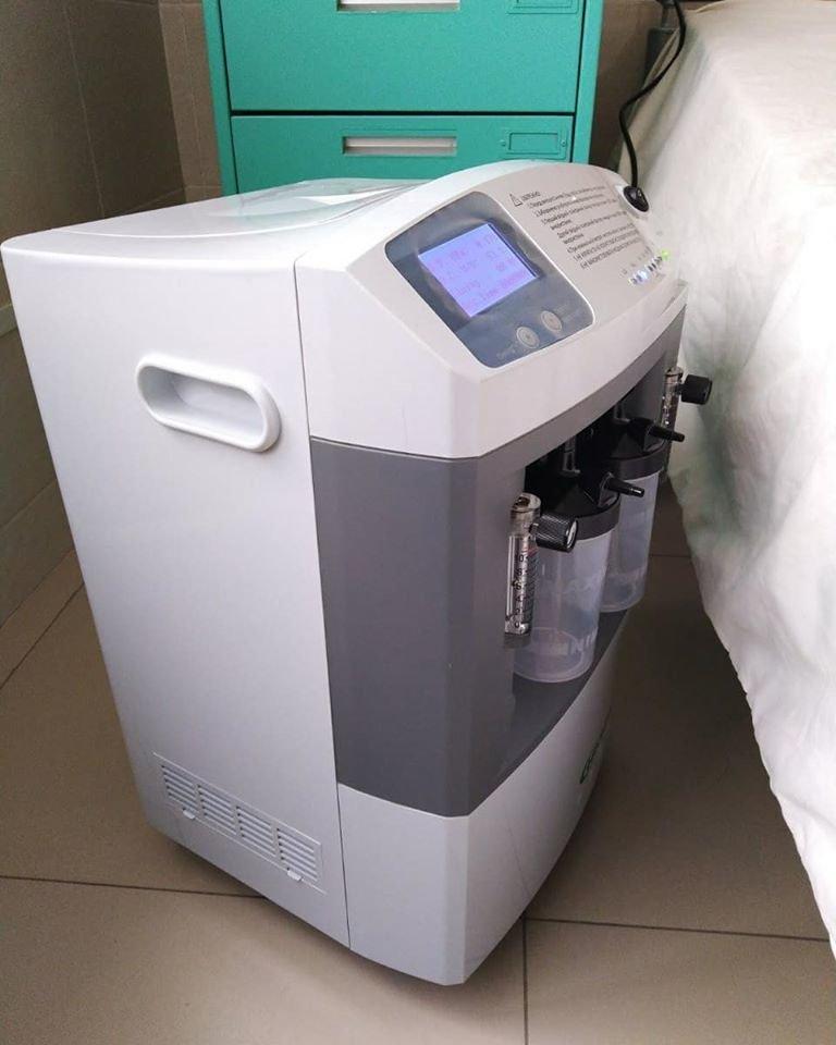 Штаб бізнесу у Сумах поставив до лікарень перші 5 кисневих концентраторів, фото-3