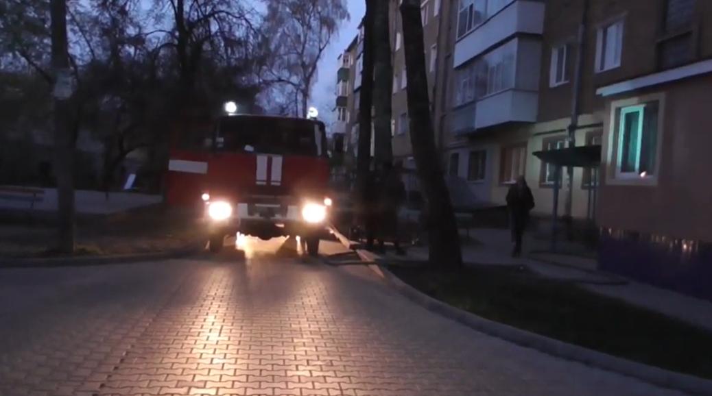 У Сумах під час пожежі врятували людину, фото-2