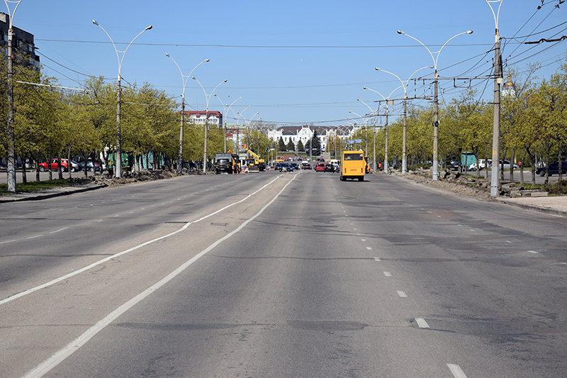 У Сумах ремонтують Харківську , фото-2