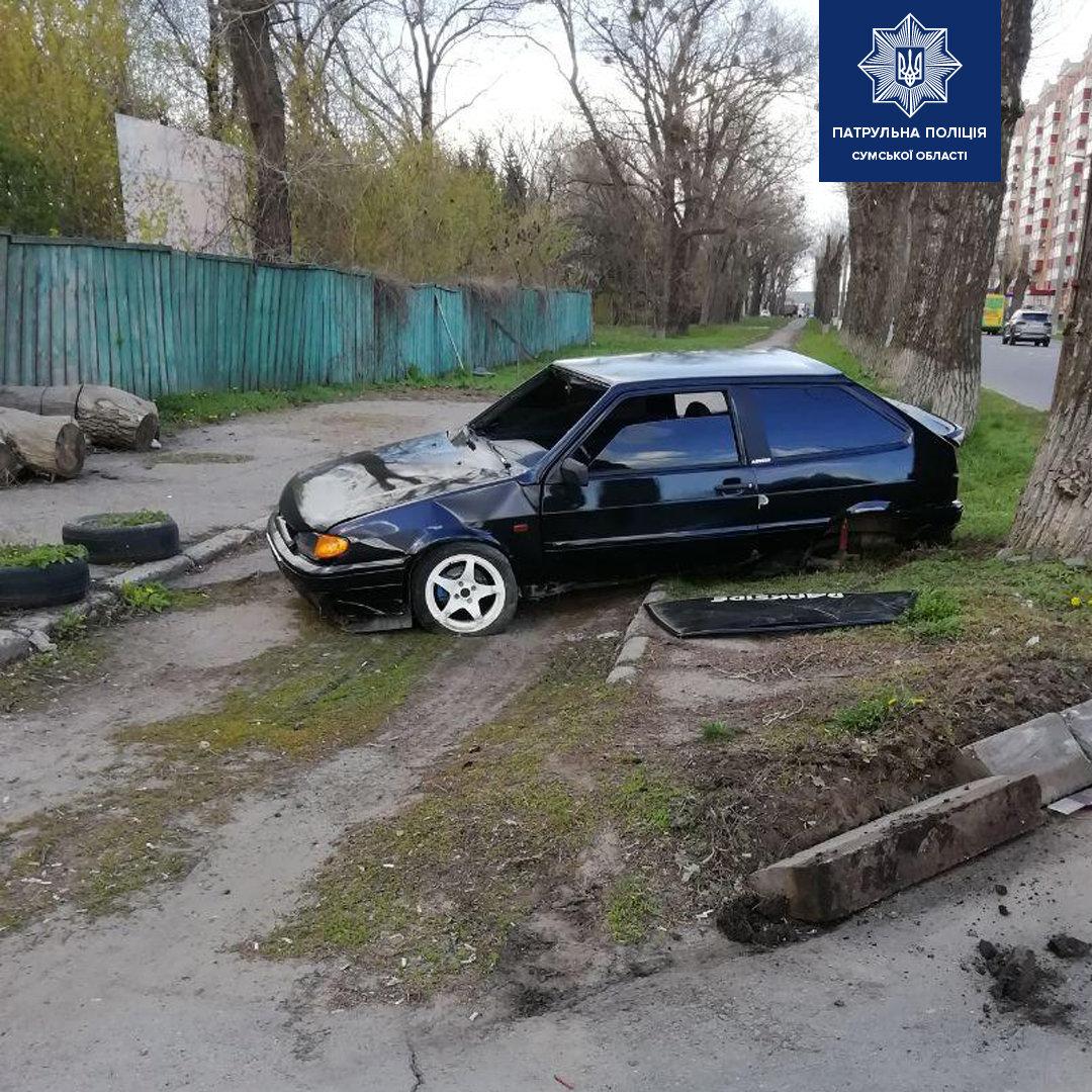 У Сумах на вулиці Герасима Кондратьєва сталася ДТП , фото-3