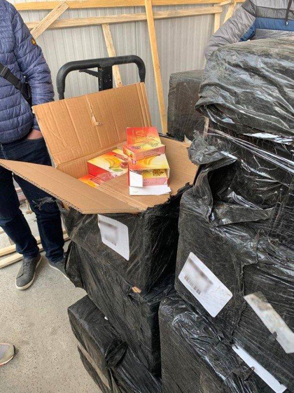 На Сумщині затримали тютюнову контрабанду на 650 тис гривень, фото-3