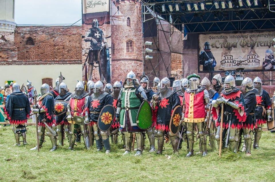 Через коронавірус перенесуть фестиваль «Стара фортеця» в Тростянці, фото-1