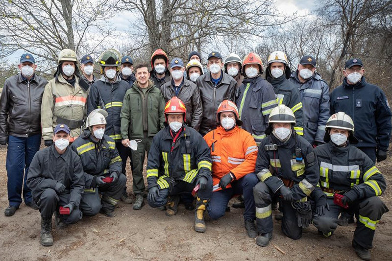 Рятувальник з Сумщини отримав нагороду від Президента, фото-3
