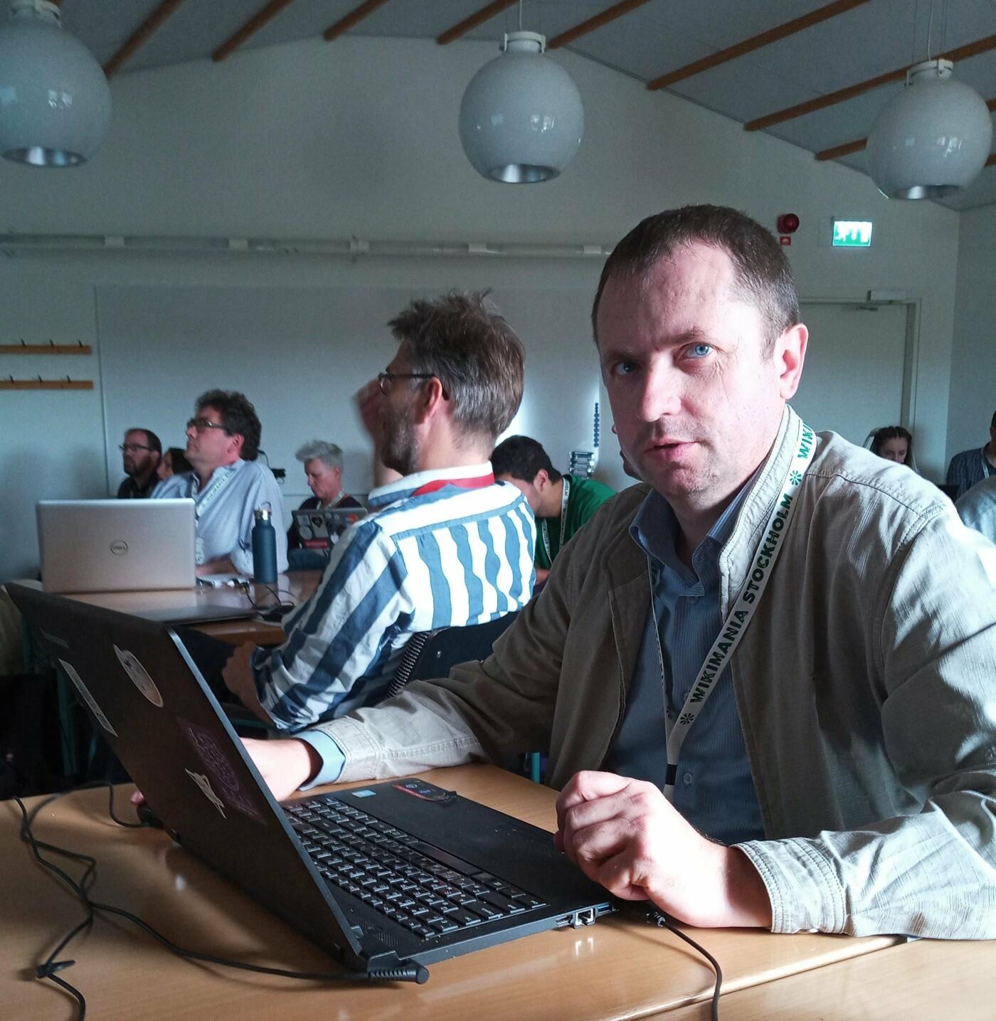 Вікіпедист з Глухова став переможцем міжнародної акції WikiGap Challenge, фото-1