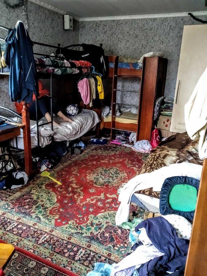 На Сумщині на мати 6 дітей за невиконання батьківських обов'язків склали адмінпротокол, фото-4