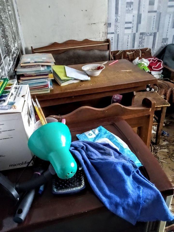 На Сумщині на мати 6 дітей за невиконання батьківських обов'язків склали адмінпротокол, фото-1