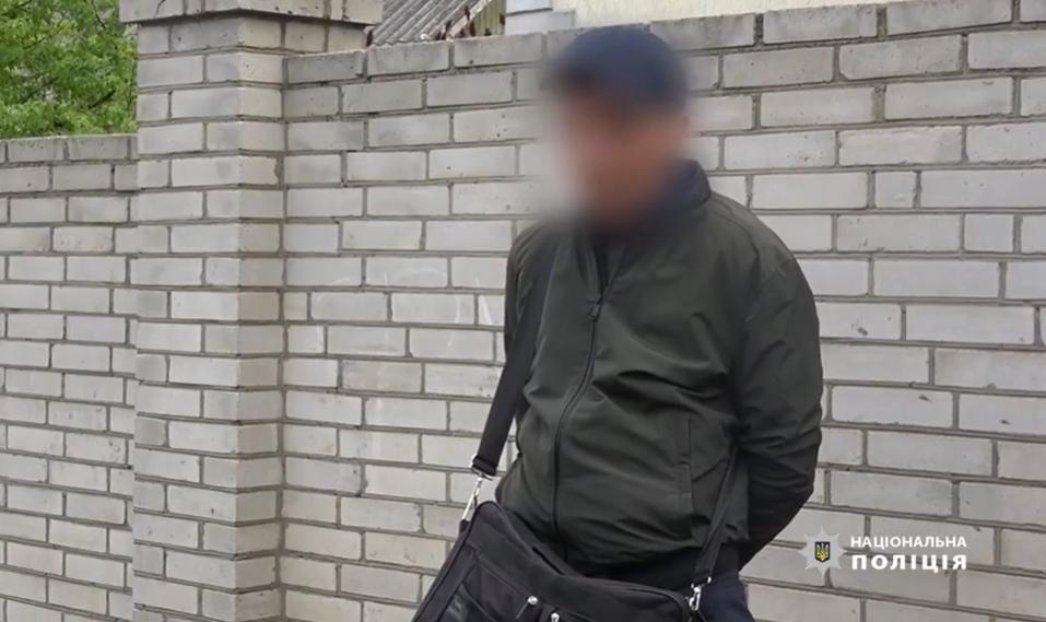 У Сумах затримали «закладчика» наркотиків, фото-4