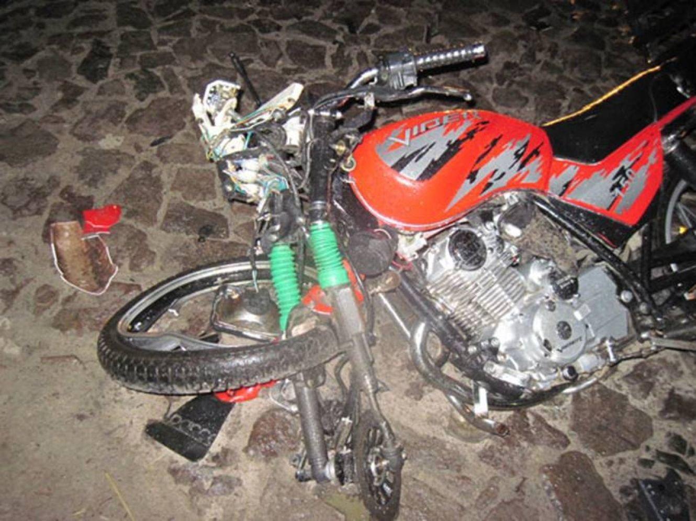 На Сумщині сталася ДТП з мотоциклістом: є травмовані , фото-1