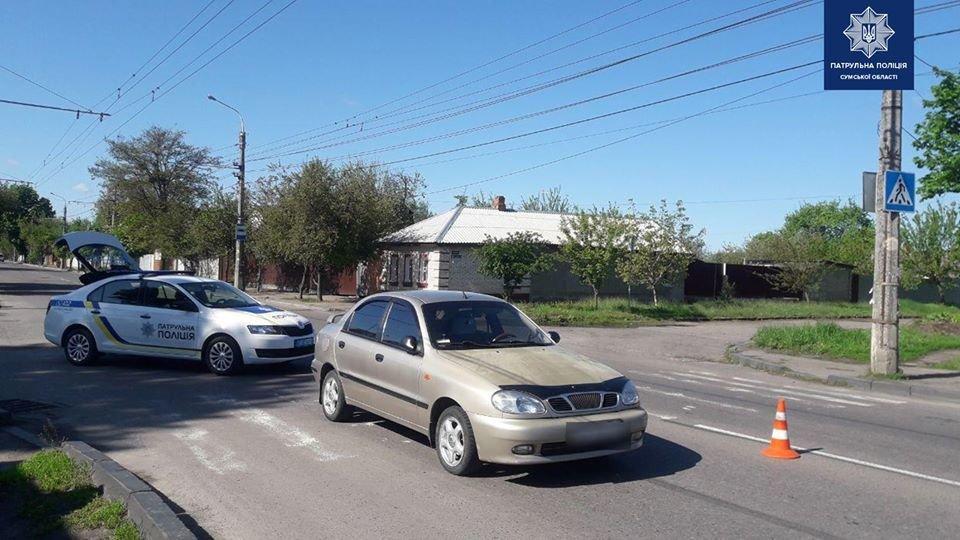 У Сумах сталося три ДТП за участю пішоходів, фото-1