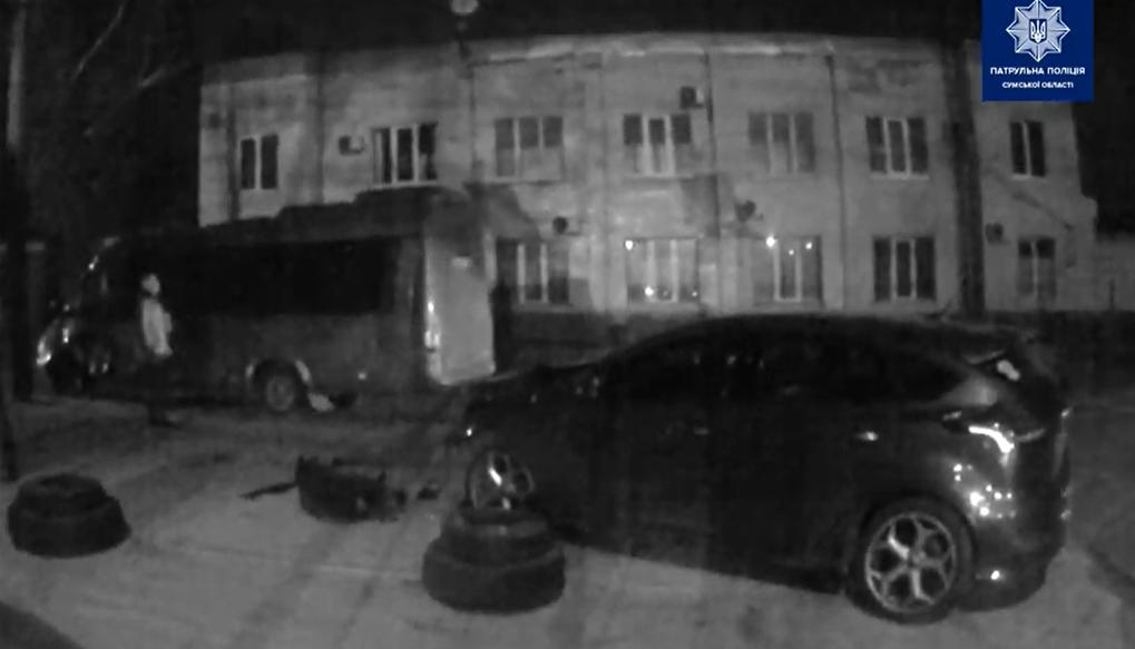 В ДТП в Сумах постраждав водій, фото-4