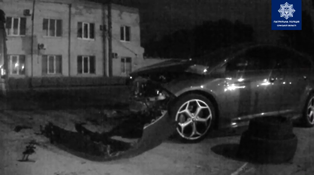 В ДТП в Сумах постраждав водій, фото-3
