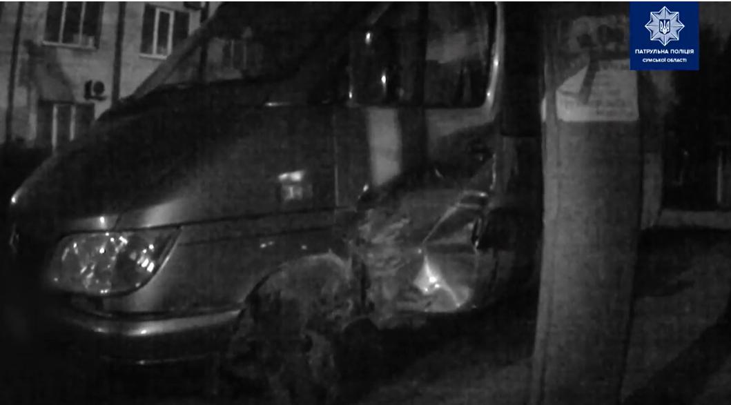 В ДТП в Сумах постраждав водій, фото-2
