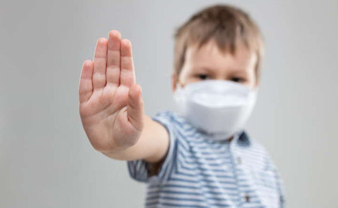 У Сумах п'ятеро дітей з підозрою на коронавірус, фото-1