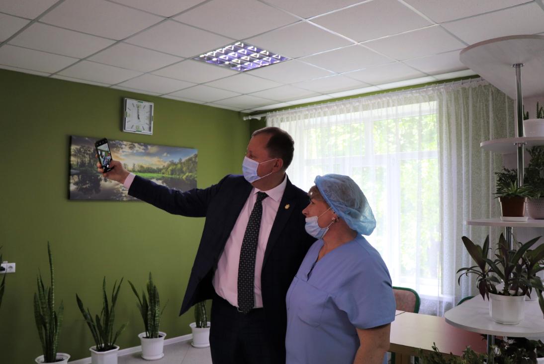 Олександр Лисенко: Ми почали розбудовувати медицину у Сумах ще до впровадження медичної реформи, фото-4