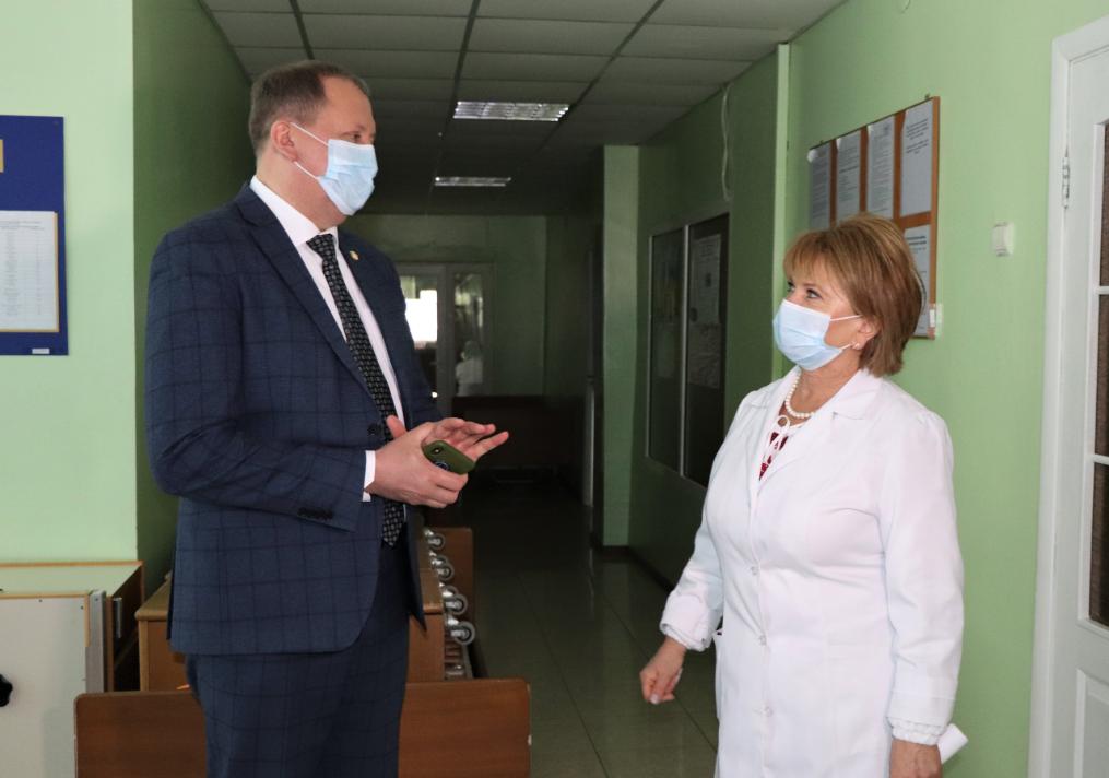 Олександр Лисенко: Ми почали розбудовувати медицину у Сумах ще до впровадження медичної реформи, фото-2