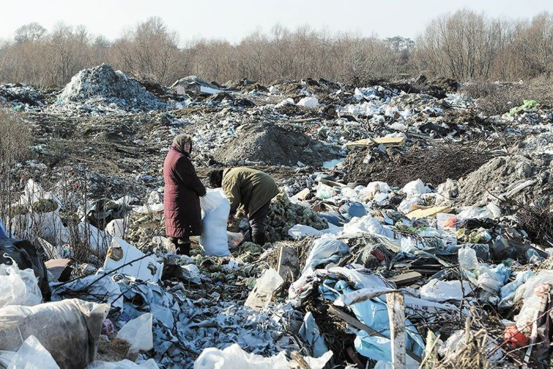 Безхатченків зі сміттєвого полігону під Сумами спрямували до Центру реінтеграції бездомних осіб, фото-1
