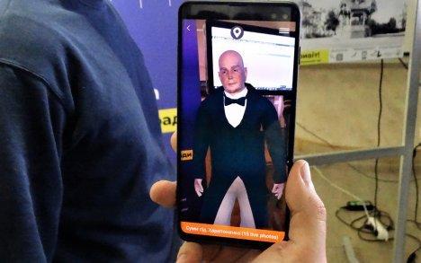 У Сумах вибирають нового віртуального гіда по місту, фото-1