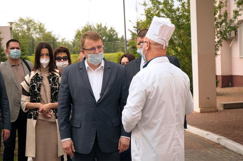 У Сумах відкрили терапевтичний корпус обласної клінічної лікарні, фото-4