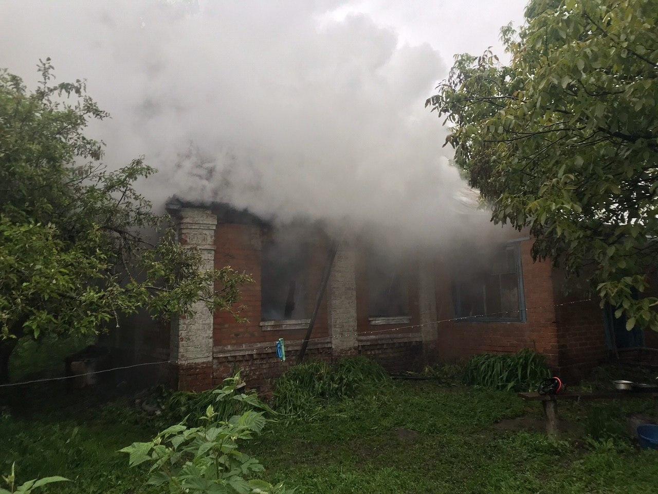 На Сумщині на місці 2 пожеж виявили тіла 2 загиблих , фото-2