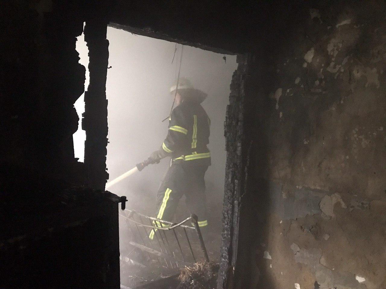 На Сумщині на місці 2 пожеж виявили тіла 2 загиблих , фото-1