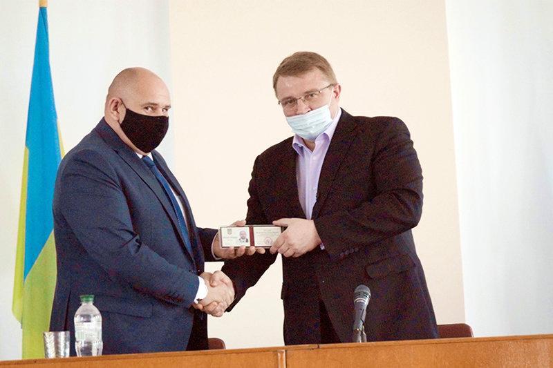 Голова Сумської ОДА представив нового очільника Недригайлівщини , фото-1