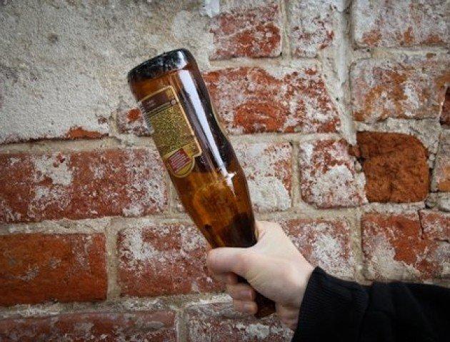 Сумчанину розбили голову пляшкою та пограбували, фото-1