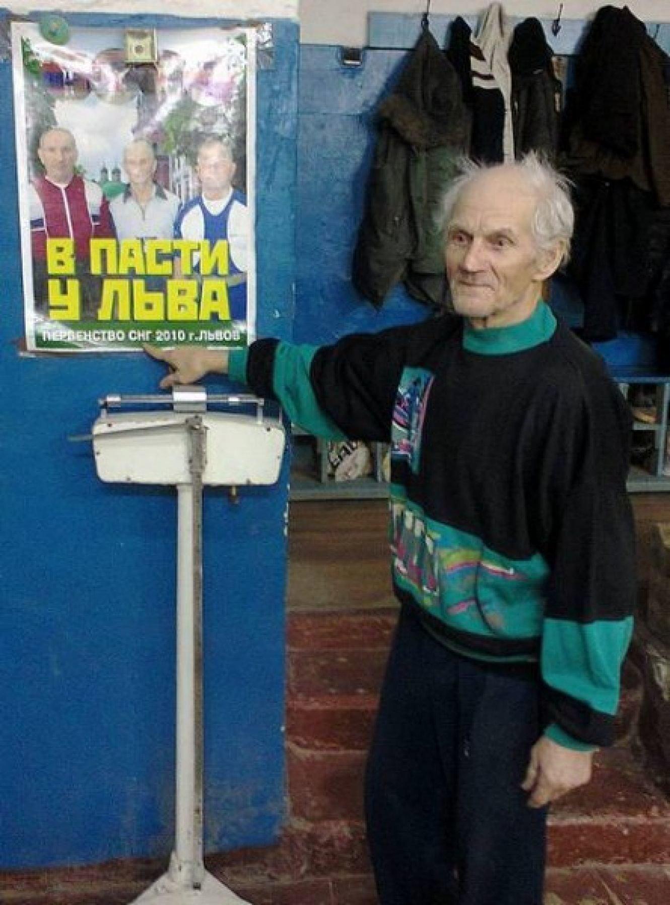 У Сумах помер рекордсмен з важкої атлетики, фото-1