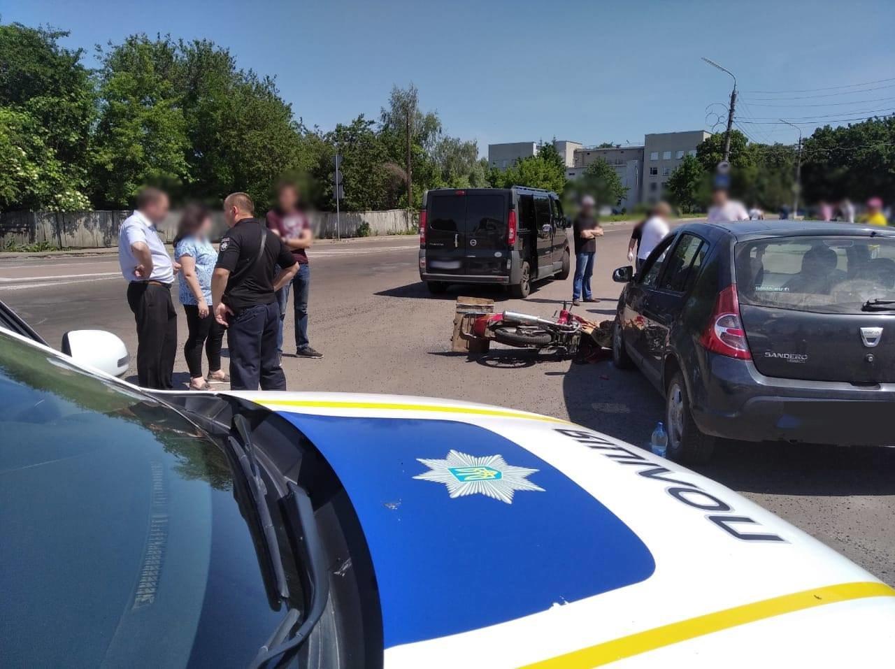 На Сумщині сталася смертельна ДТП: загинув 72-річний мопедист, фото-3
