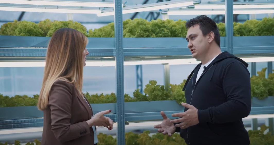 «Кто знает»: сумчанин выращивает микрозелень, фото-1