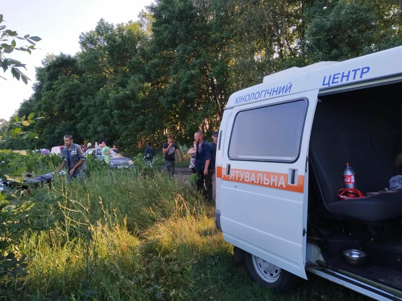 На Сумщині рятувальники шукають зниклу жінку з Чернігівщини, фото-1