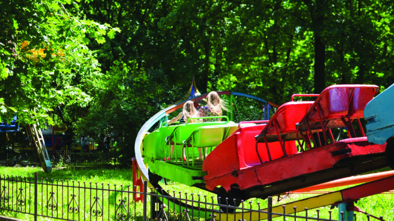 Атракціони в парках Сум працюватимуть до 20 липня, фото-1