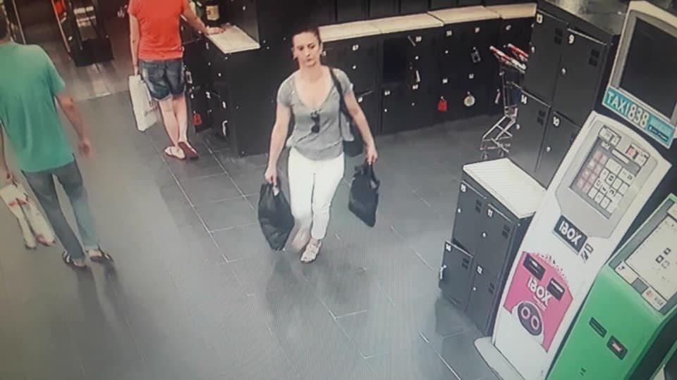 У Сумах розшукують магазинну крадійку , фото-1