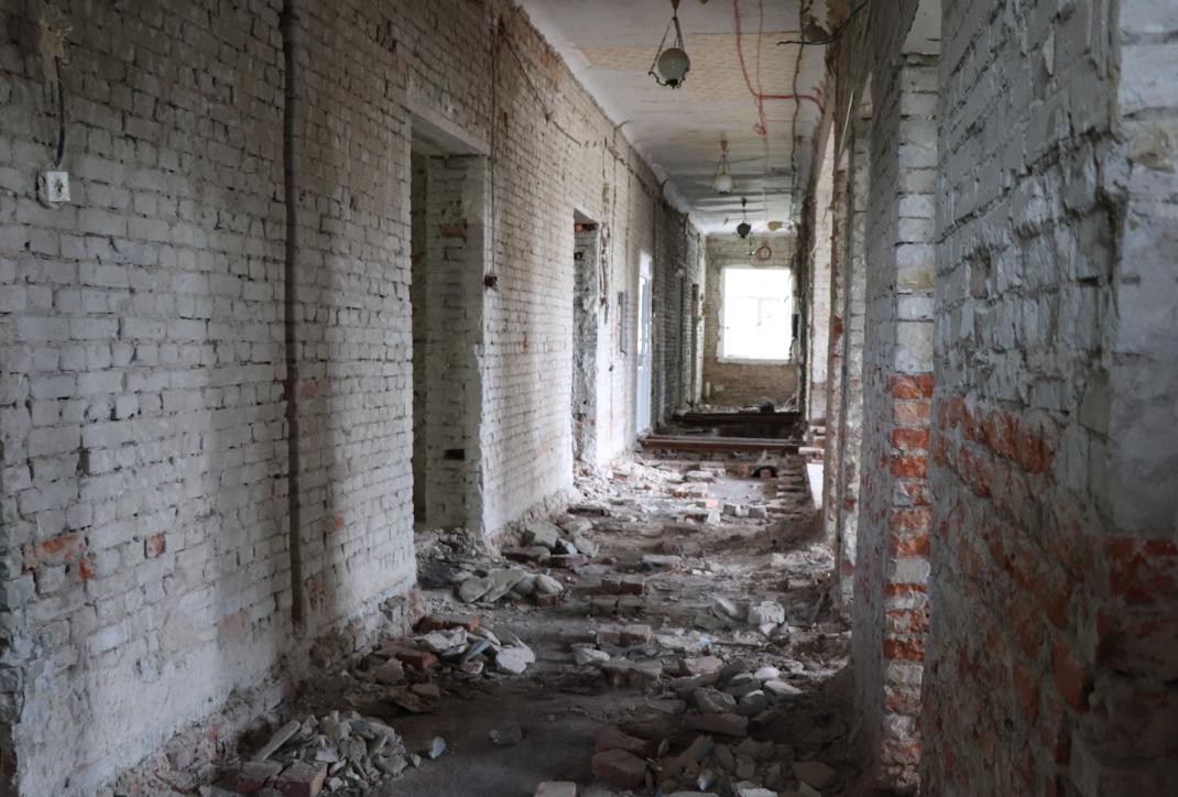 У Сумах ремонтують 4 лікарню , фото-7