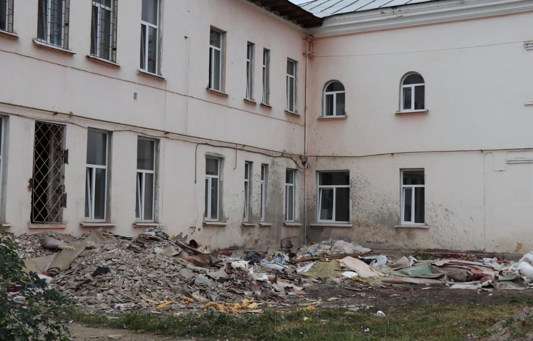 У Сумах ремонтують 4 лікарню , фото-8
