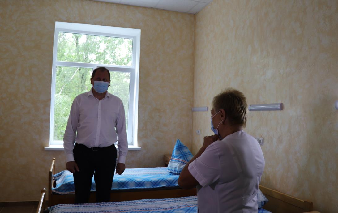 У Сумах ремонтують 4 лікарню , фото-5