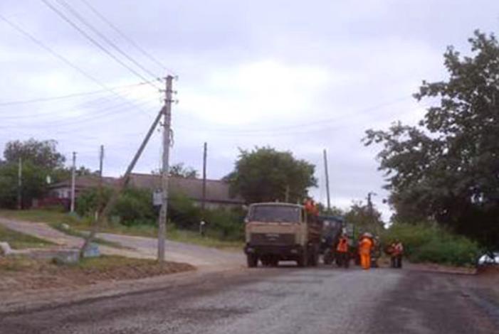 На Сумщині ремонтують дорогу з Лебедина на Тростянець, фото-2