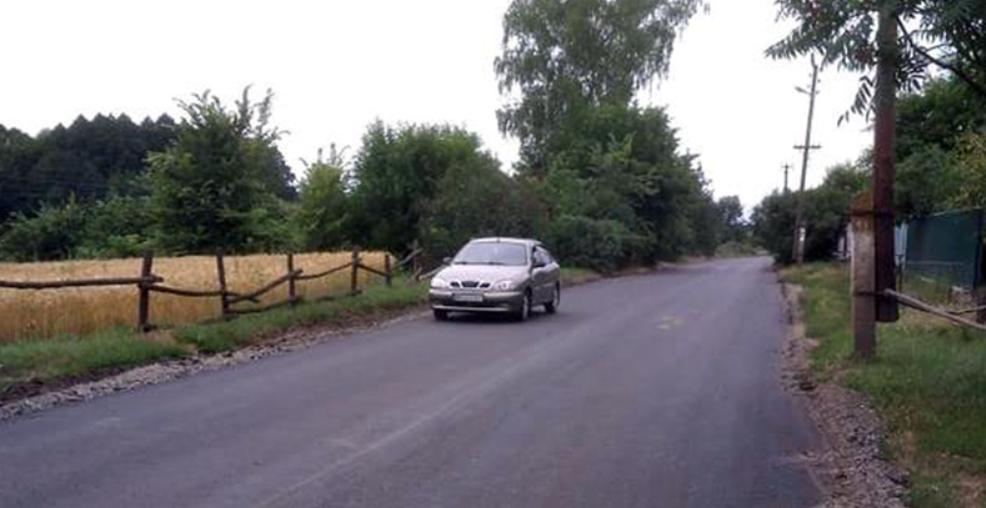 На Сумщині ремонтують дорогу з Лебедина на Тростянець, фото-3