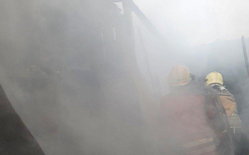 У Сумах гасили пожежу, фото-3