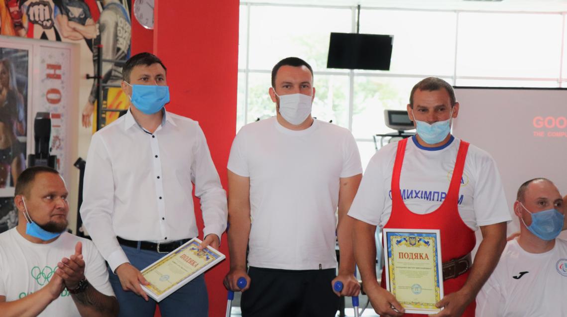У Сумах у пам'ять про загиблого учасника АТО провели змагання з жиму штанги лежачи, фото-7