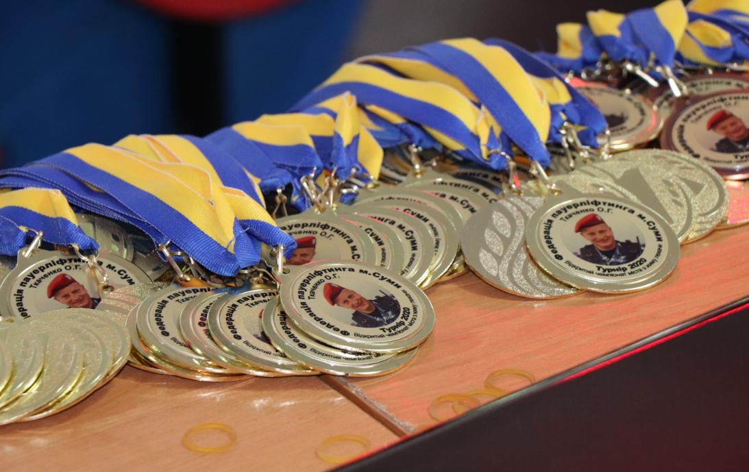 У Сумах у пам'ять про загиблого учасника АТО провели змагання з жиму штанги лежачи, фото-9